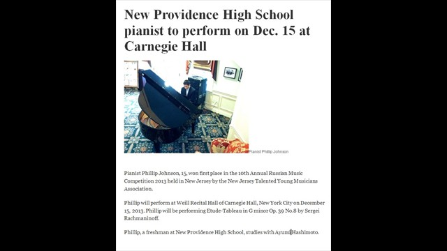 New-Providence-High-Sshool-Pianist