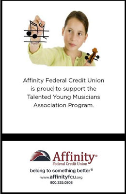 TYMA Friends Fund - Affinity Federal Credit Union